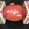 NFL - Broncos Noah Fant Signed Authentic Football