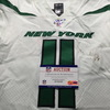 STS - Jets Robby Anderson Game Used Jersey (11/17/19) Size 38
