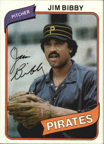 Photo of 1980 Topps #229 Jim Bibby