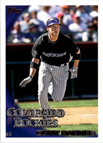 Photo of 2010 Topps #373 Clint Barmes