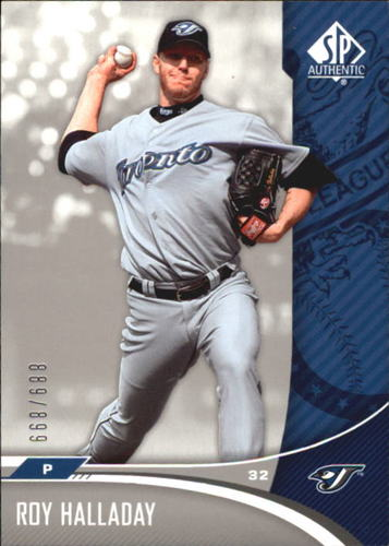 Photo of 2006 SP Authentic #195 Roy Halladay