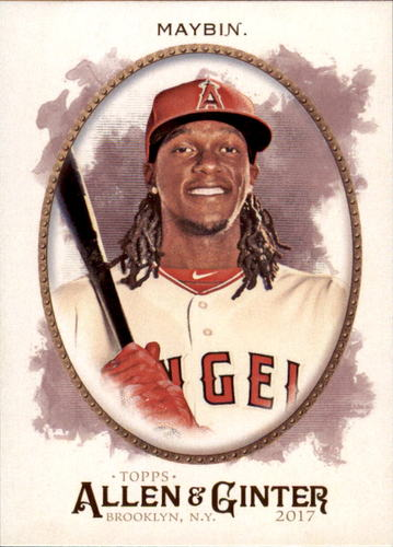 Photo of 2017 Topps Allen and Ginter #118 Cameron Maybin