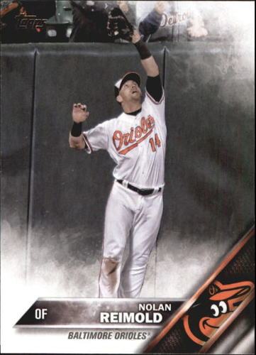 Photo of 2016 Topps Update #US155 Nolan Reimold
