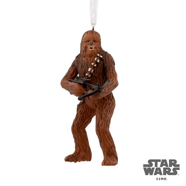 Toronto Blue Jays Star Wars Chewbacca Christmas Tree Ornament by Hallmark