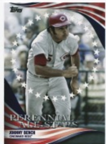 Photo of 2019 Topps Update Perennial All Stars #PAS13 Johnny Bench