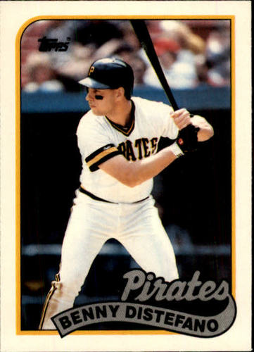 Photo of 1989 Topps Traded #25T Benny Distefano