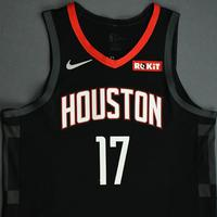 PJ Tucker - Houston Rockets - Game-Worn Statement Edition Jersey (1 of 2) - NBA Japan Games - 2019-20 NBA Season