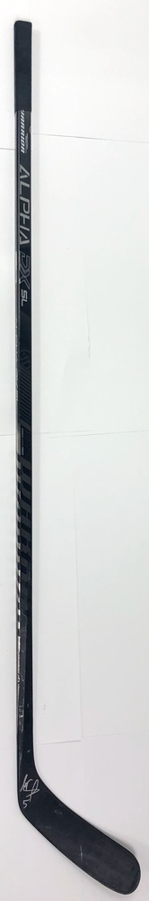 #5 Andrej Sekera Game Used Stick - Autographed - Dallas Stars