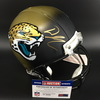 NFL - JAGUARS WR DJ CHARK SIGNED PROLINE HELMET