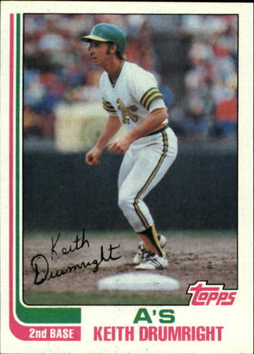 Photo of 1982 Topps #673 Keith Drumwright