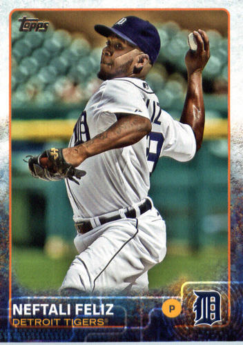 Photo of 2015 Topps Update #US66 Neftali Feliz