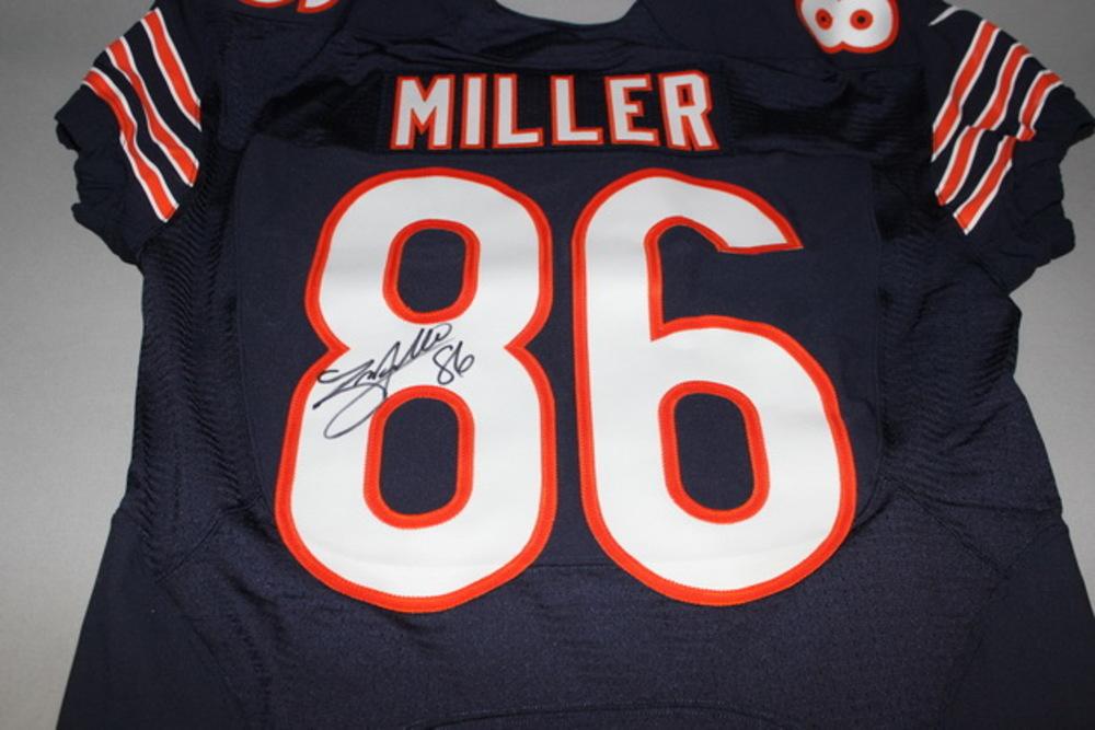 zach miller jersey