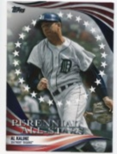 Photo of 2019 Topps Update Perennial All Stars #PAS15 Al Kaline