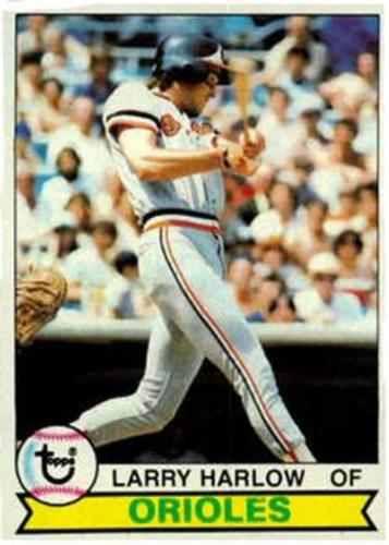 Photo of 1979 Topps #314 Larry Harlow