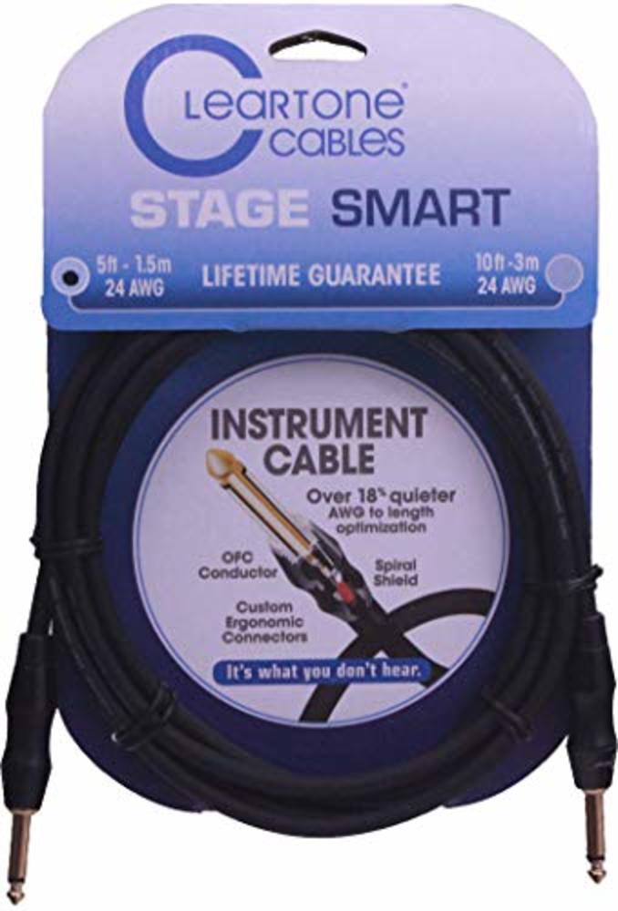 Photo of ClearTone Stage Smart Professional Grade Instrument Cable