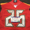 London Games - Buccaneers Peyton Barber Game Used Jersey (10/13/19) Size 42