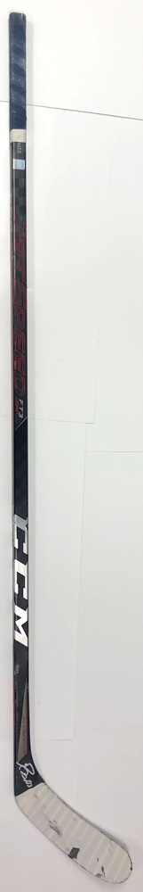 #93 Ryan Nugent-Hopkins Game Used Stick - Autographed - Edmonton Oilers