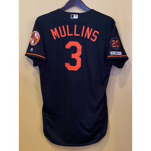 Photo of Cedric Mullins:  Jersey - Team-Issued