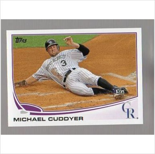 Photo of 2013 Topps #449 Michael Cuddyer