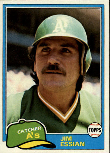 Photo of 1981 Topps #178 Jim Essian DP