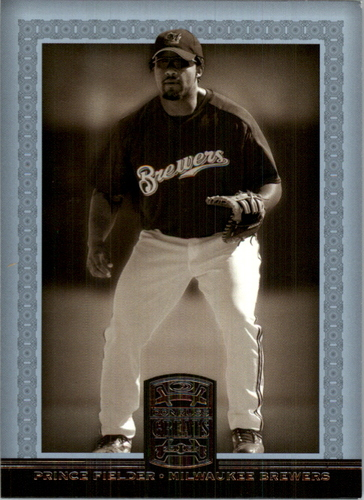 Photo of 2005 Donruss Greats #141 Prince Fielder RC