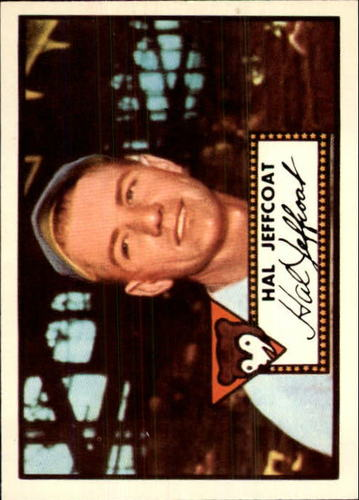Photo of 1983 Topps 1952 Reprint #341 Hal Jeffcoat