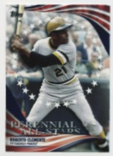 Photo of 2019 Topps Update Perennial All Stars #PAS20 Roberto Clemente