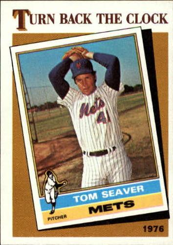 Photo of 1986 Topps #402 Tom Seaver TBC