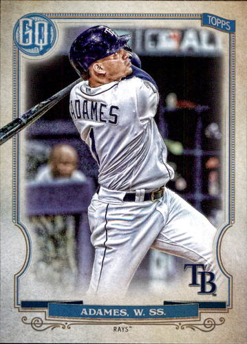 Photo of 2020 Topps Gypsy Queen #216 Willy Adames