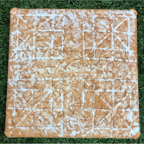 Photo of Rays Baseball Foundation: Game Used Second Base (Innings 1-9) - 9.11. Remembrance Game - First All Left-Handed Batting Order in MLB History - September 11, 2020 v BOS