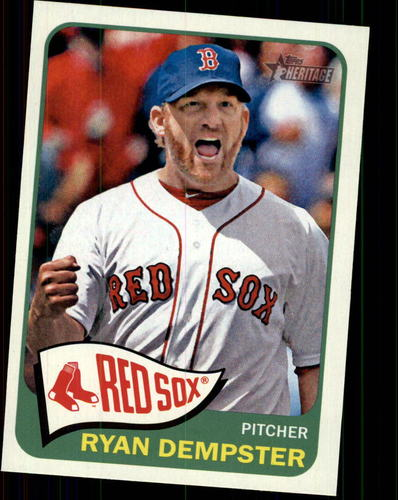 Photo of 2014 Topps Heritage #276 Ryan Dempster