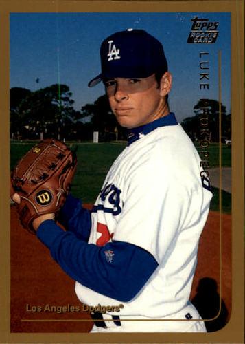 Photo of 1999 Topps Traded #T25 Luke Prokopec RC