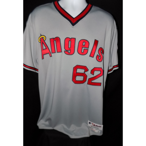Parker Bridwell Team-Issued 1977 Road Grey Throwback Jersey