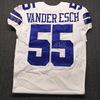 Cowboys Leighton Vander Esch signed Authentic Jersey