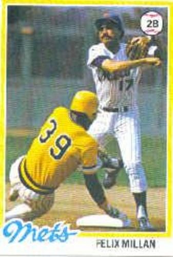 Photo of 1978 Topps #505 Felix Millan