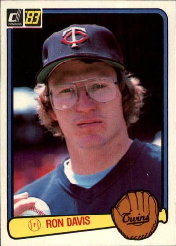Photo of 1983 Donruss #228 Ron Davis