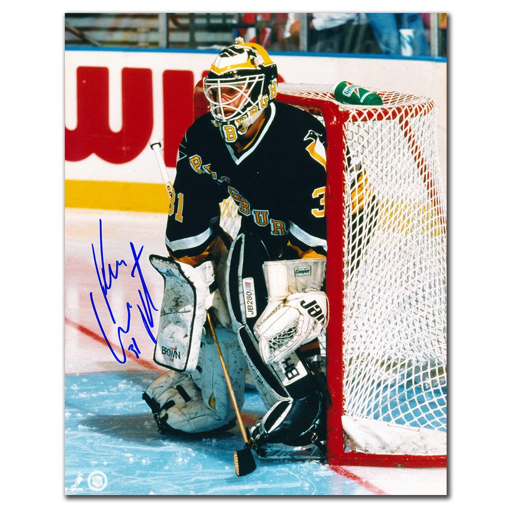 Ken Wregget Pittsburgh Penguins Autographed 8x10