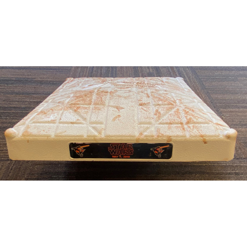 Photo of Game-Used 2nd Base - Tampa Bay Rays at Baltimore Orioles (5/4/2019) - Star Wars