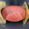Bills - Mike Gilleslie Signed Authentic Football