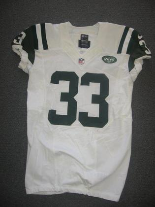 Chris Ivory New York Jets Game Jersey