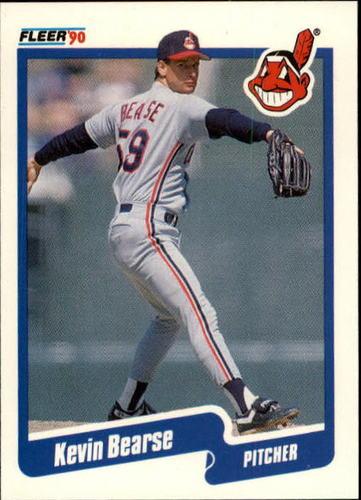 Photo of 1990 Fleer Update #91 Kevin Bearse RC