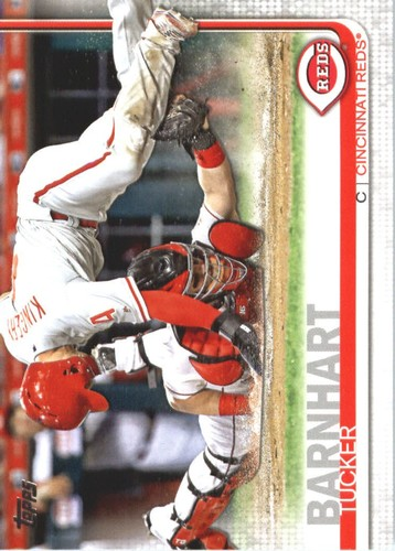 Photo of 2019 Topps #573 Tucker Barnhart
