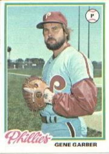 Photo of 1978 Topps #177 Gene Garber DP