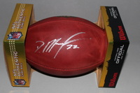 NFL - BUCCANEERS DOUG MARTIN SIGNED AUTHENTIC FOOTBALL