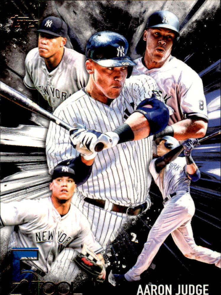 2017 Topps Five Tool #5T46 Aaron Judge
