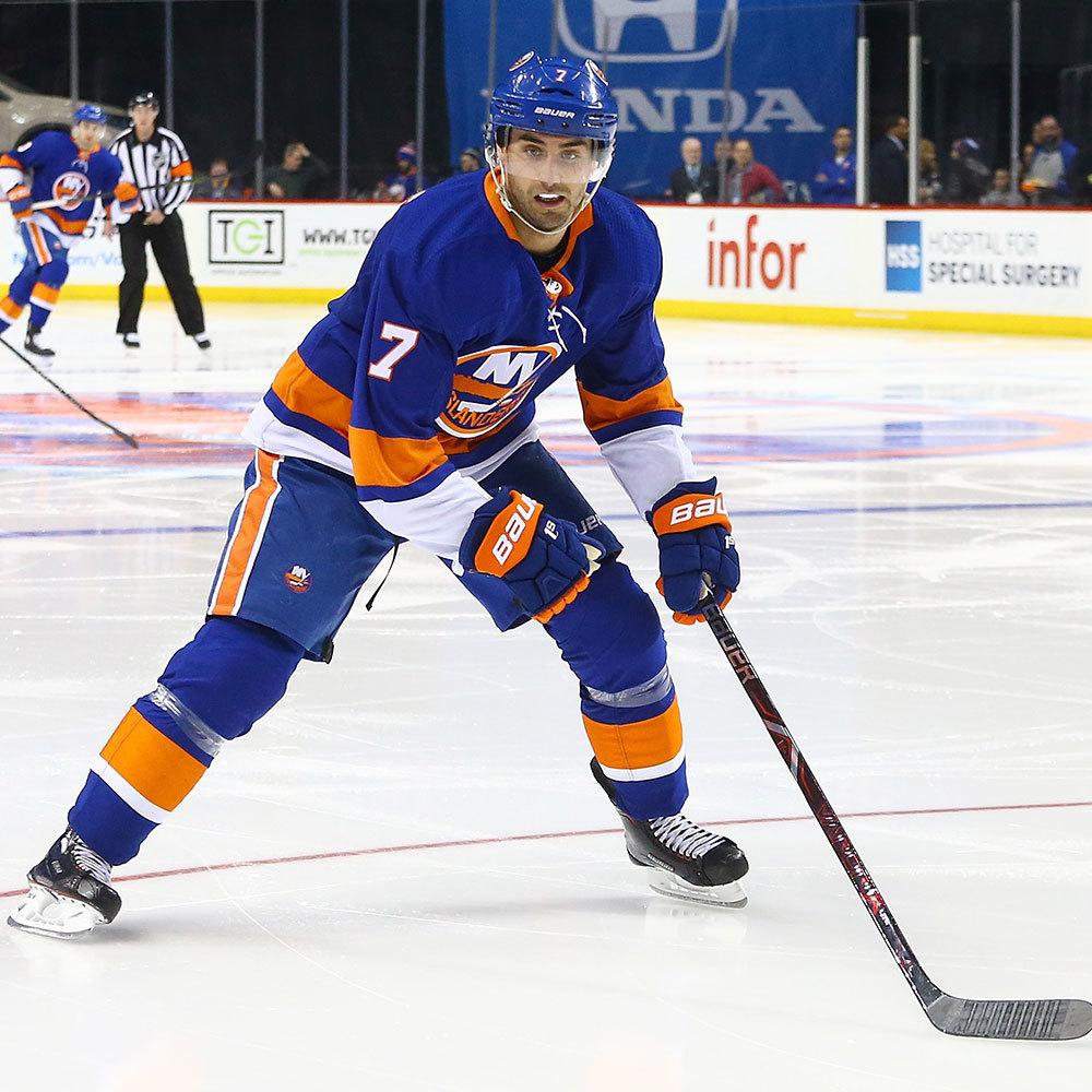 new styles 4c7e9 a770b Jordan Eberle- Jersey off the Back- New York Islanders - NHL ...