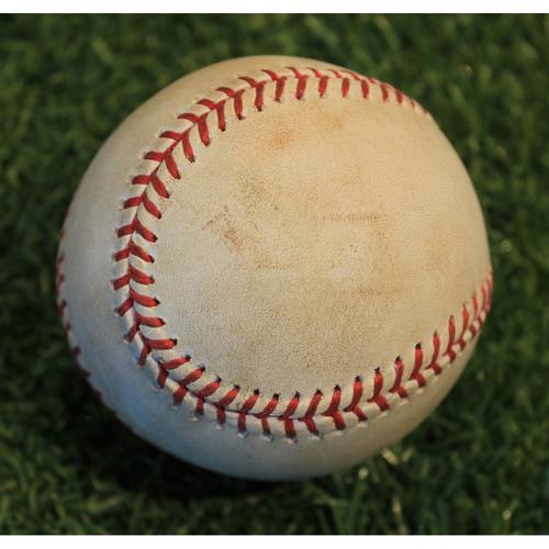 Photo of Game-Used Baseball: Leury Garcia 305th Career Hit (CWS @ KC - 7/17/19)