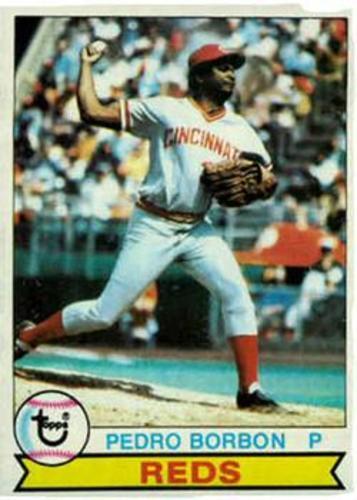 Photo of 1979 Topps #326 Pedro Borbon