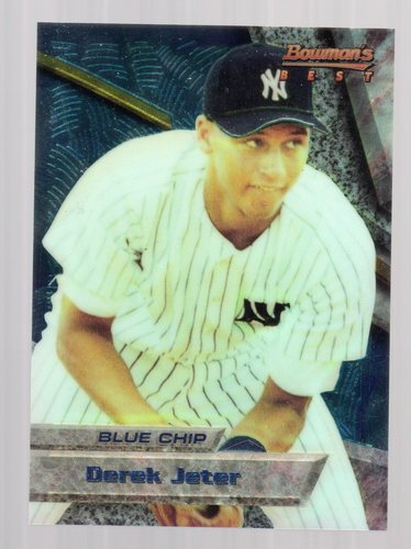 Photo of 1994 Bowman's Best #B2 Derek Jeter