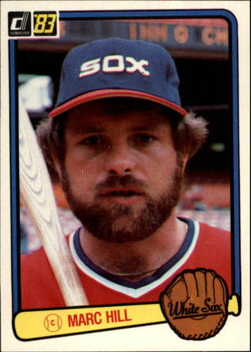 Photo of 1983 Donruss #230 Marc Hill
